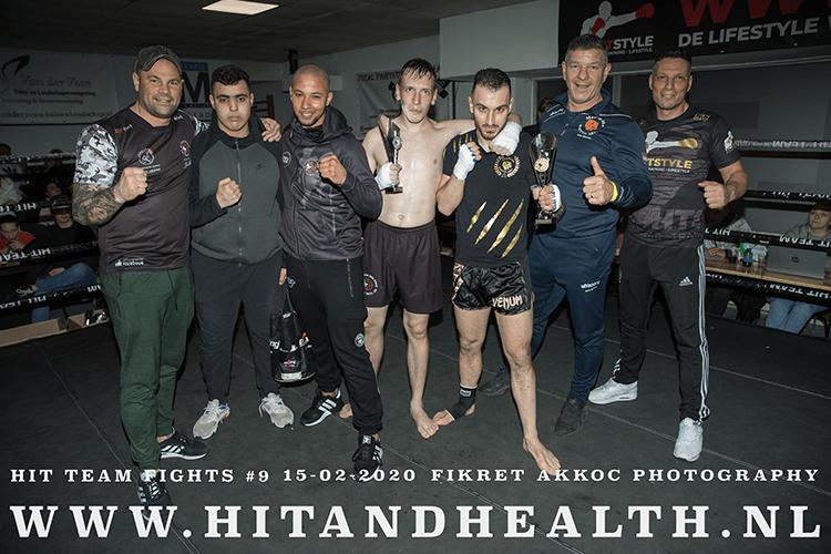 Kickboksgala Hit & Health