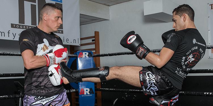 De voordelen van kickboksen met een personal trainer